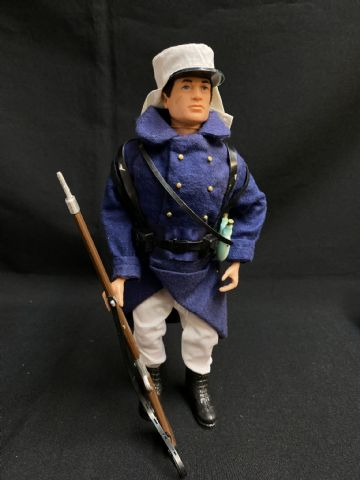 VINTAGE ACTION MAN -  SOLDIERS OF THE WORLD FRENCH FOREIGN LEGION (Ref 2)